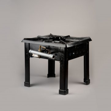 Gas cooker stool